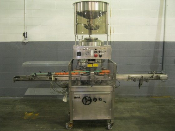 SF600SS WEST CAPPER in Cleveland,