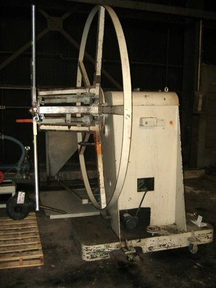 """24"""" WIDE PIPE COILER in"""