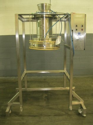 Extract Technology TECH FILL STATION,