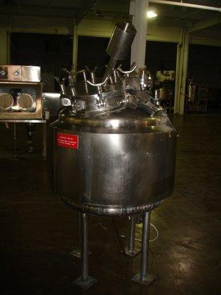 Vessel Craft 100 GAL REACTOR,