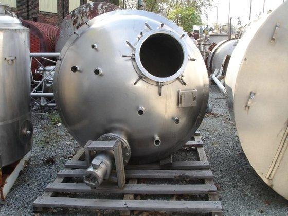 Vessel Craft 650 GAL REACTOR,