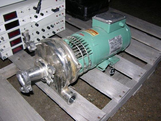 "Tri-Clover C216MDG56T-L-20K4H-D2U-20PL 2"" X 1.5"""