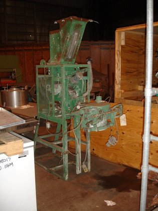 Stone Container OPEN MOUTH BAGGER