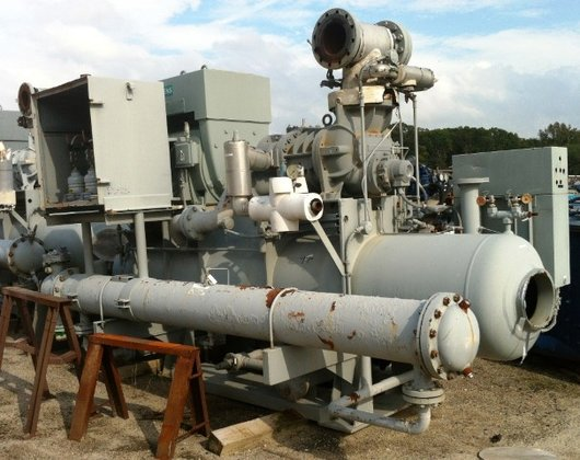 FES AMMONIA CHILLER in Cleveland,