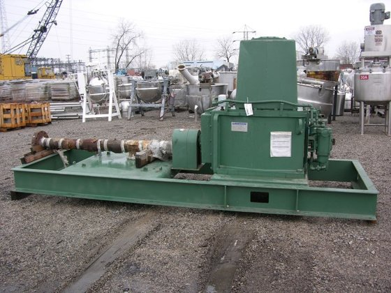 Lightnin 300 HP AGITATOR DRIVE,