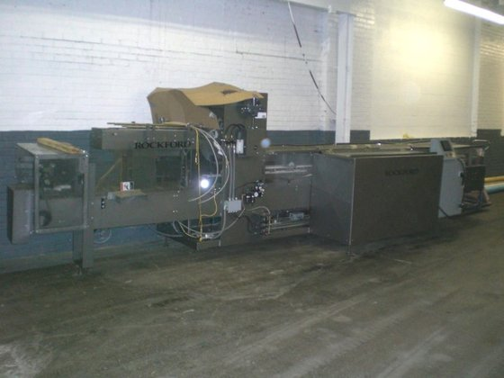 Rockford HM-100T HORIZONTAL CARTONER in