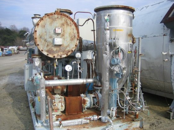 1984 Aqua Chem Forced Circulation