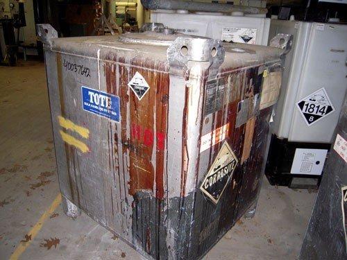 1988 Hoover 398 GAL TOTE,