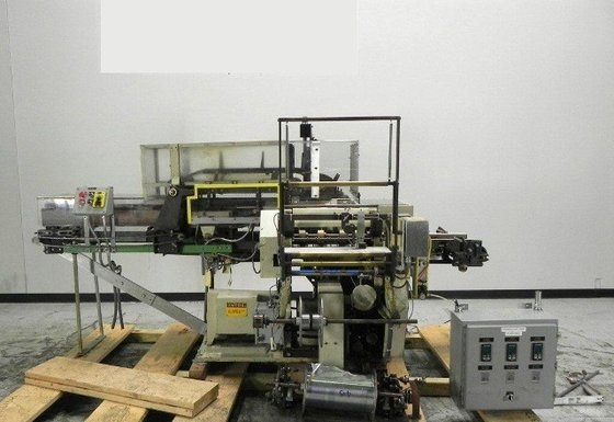 Package Machinery FA PACKAGING OVERWRAPPER