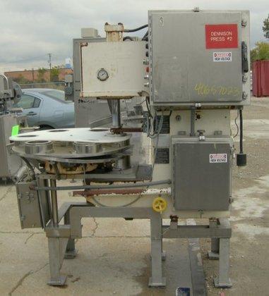 Multipress W3T120M ROTARY PRESS, S/S