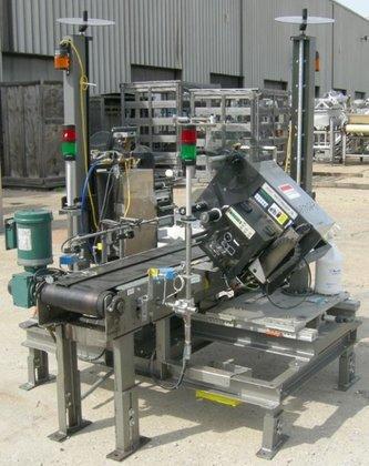 Weber Marking 5200VZ SYSTEMS PRINTER/APPLICATOR