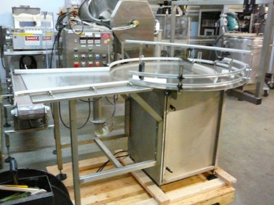 """Inline Filling Systems 45"""" IFS"""