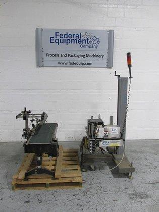 New Jersey Machine 400 PRINT/APPLY