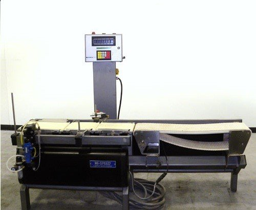 Toledo MICROMATE HI-SPEED CHECKWEIGHER in