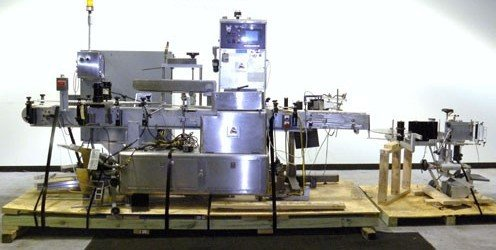 Accraply 4000PW LABELER in Cleveland,