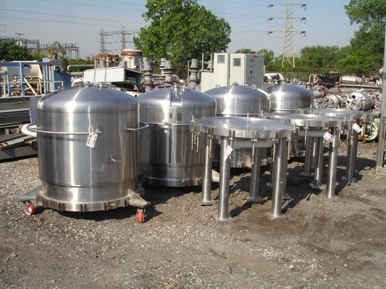 2000 Stainless Fluid Products 43""