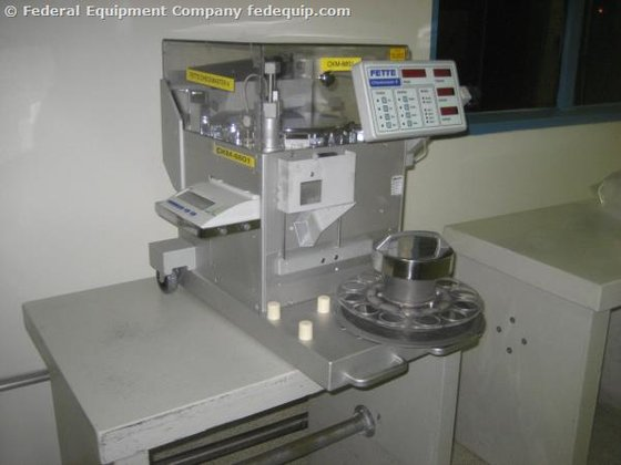 Fette CHECKWEIGHER, MOD CHECKMASTER 4