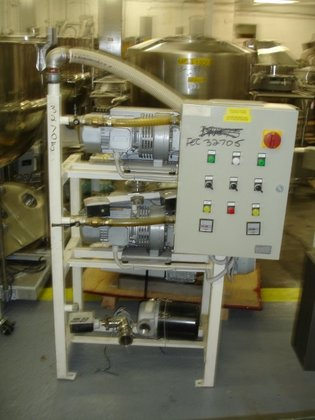 Rietschle VPC60 VACUUM PUMP SYSTEM,