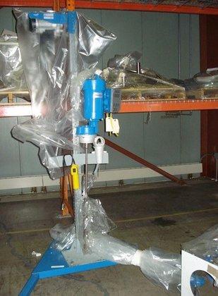 Grovhac 2100-40F .02 HP POST