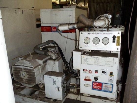 Gardner Denver 150 HP SCREW