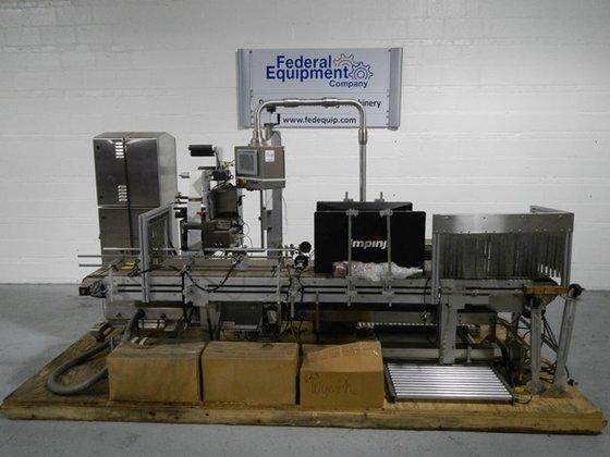 2009 LSI 1200 Side Panel