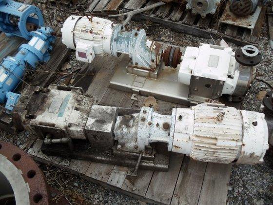 """ITT C125200-27-121-OVZ 2"""" ITT/JABSCO ROTARY"""