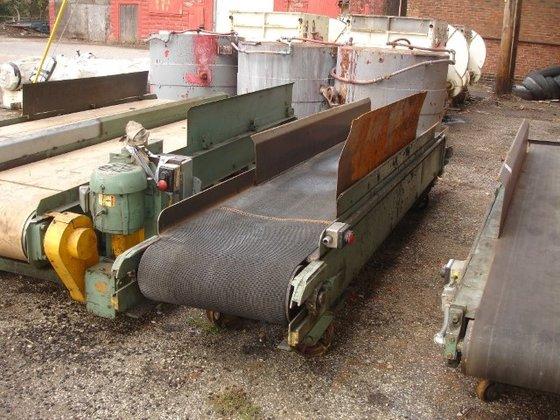 """24"""" X 12' Belt Conveyor"""