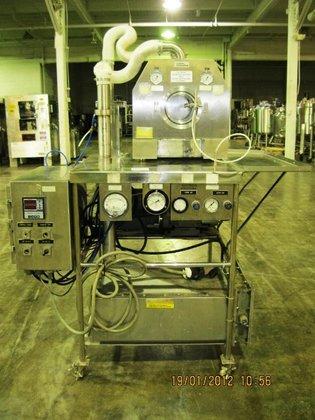 "Freund-Vector HCT-30 12"" HI COATER"