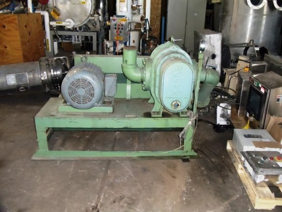 Roots 812RA 40 HP BLOWER,