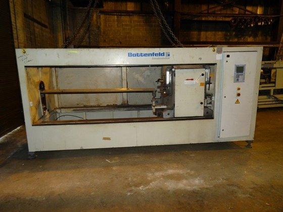 Battenfeld Gloucester STU 250 E