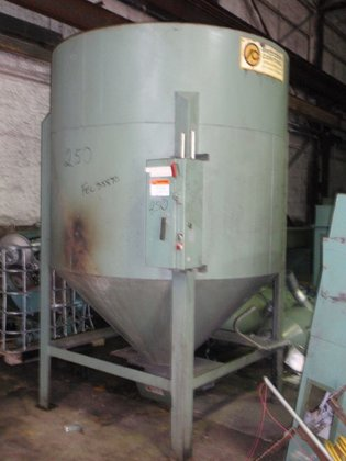 Process Control Corporation HOPPER LOADER/BLENDER