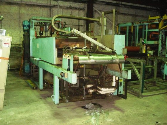 Brown CS-2100 THERMOFORMING LINE in