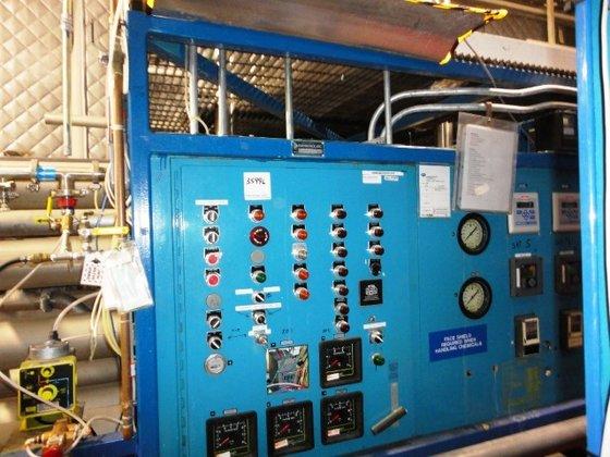 Osmonics 74B-HR288K/DLXDP RO SYSTEM, 74-B-HR288K/DKXDP