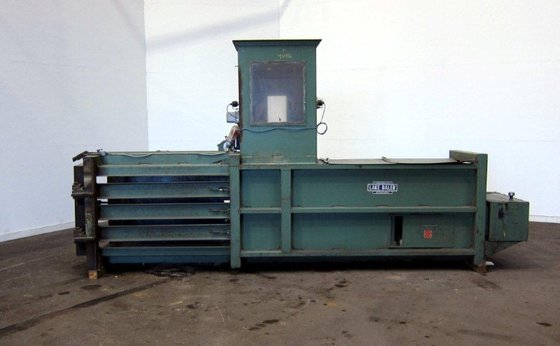 "Lake Engineering 60""A-30 BALER in"