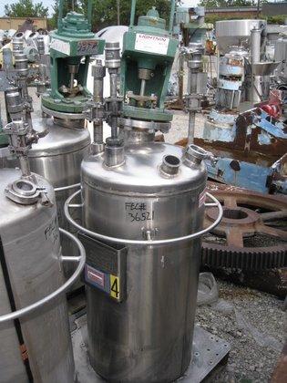 Lipton 33 GAL RECEIVER, S/S,