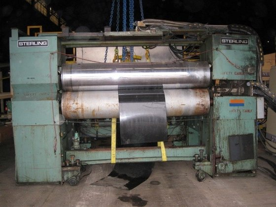 "Sterling 94"" SHEET STACK in"