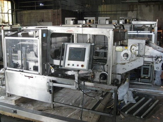 Standard-Knapp ST&ARD CONTINUOUS TRAY PACKER