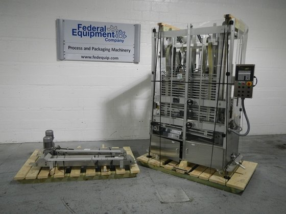 2002 Pester PEWO-VERTAC Vertical Stacker