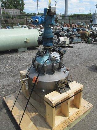 1990 Precision 10 Gal Reactor,