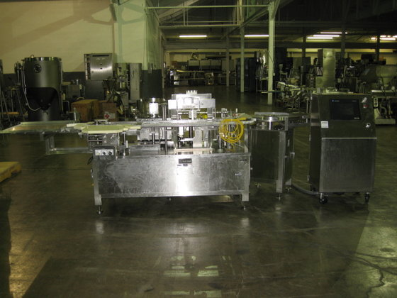 TL Systems FSM-1010 VIAL FILLER