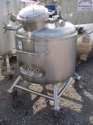 1996 Precision 90 GAL STAINLESS