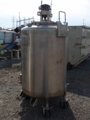 1993 Northland 175 GAL STAINLESS