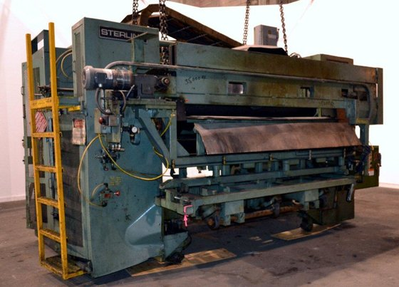 """Sterling 94"""" SHEET STACK in"""