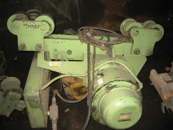 Whiting Metals 7.5 TON OVERHEAD