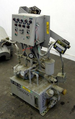 Sharples P5400 LUBE SYSTEM in