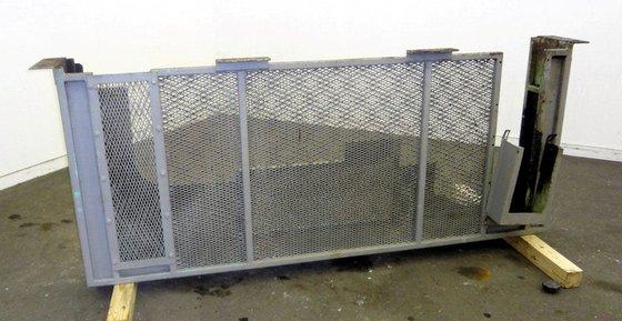 Sharples P5400 BELT GUARD in
