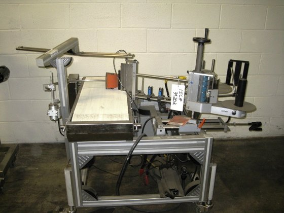 AutomatiX CASE LABELER in Cleveland,