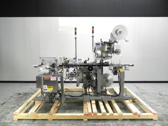 """Label-Aire 3115-1500-4"""" LH TOP AND"""