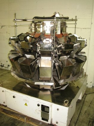 Ishida CCW-S-211 BUCKET SCALE in