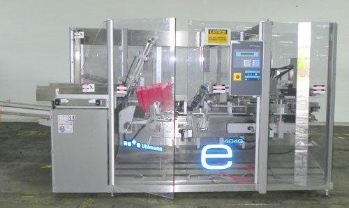 Uhlmann E4040 CASE PACKER in